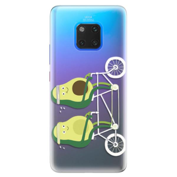 Silikonové pouzdro iSaprio - Avocado - Huawei Mate 20 Pro