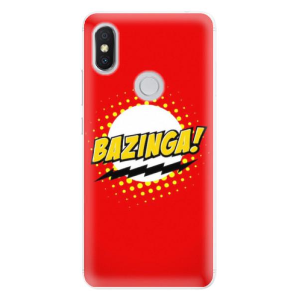 Silikonové pouzdro iSaprio - Bazinga 01 - Xiaomi Redmi S2
