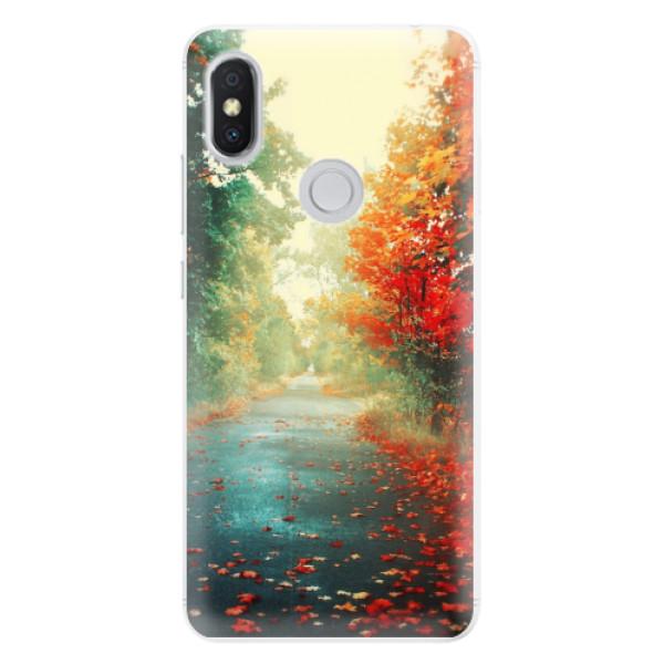 Silikonové pouzdro iSaprio - Autumn 03 - Xiaomi Redmi S2