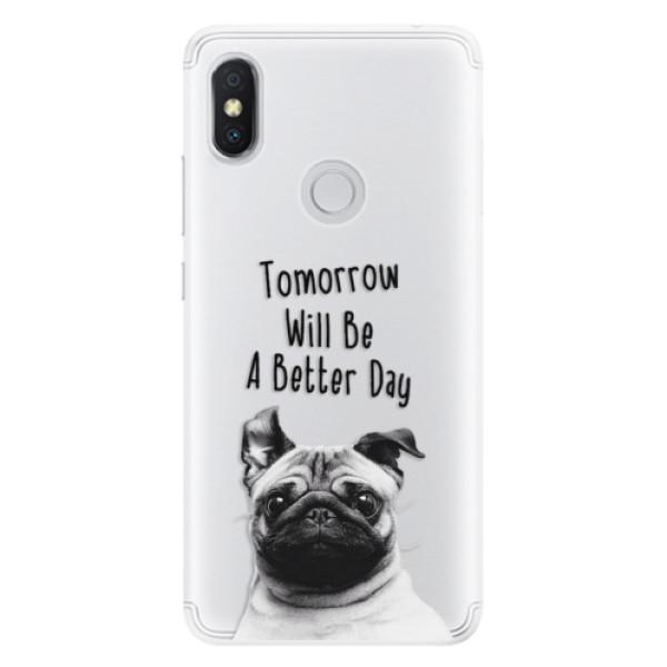 Silikonové pouzdro iSaprio - Better Day 01 - Xiaomi Redmi S2