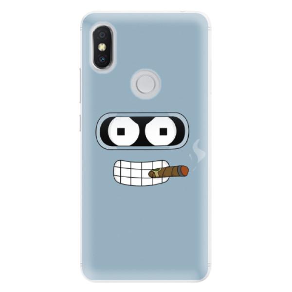 Silikonové pouzdro iSaprio - Bender - Xiaomi Redmi S2