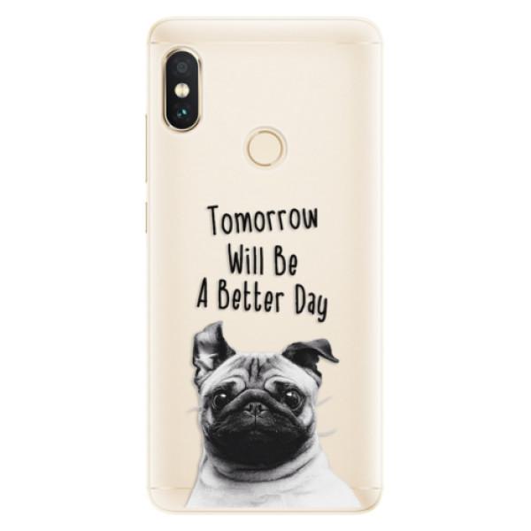 Silikonové pouzdro iSaprio - Better Day 01 - Xiaomi Redmi Note 5
