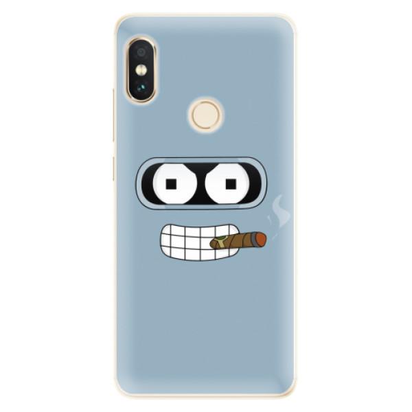 Silikonové pouzdro iSaprio - Bender - Xiaomi Redmi Note 5
