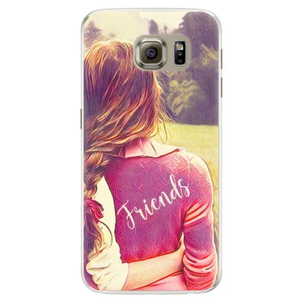Silikonové pouzdro iSaprio - BF Friends - Samsung Galaxy S6