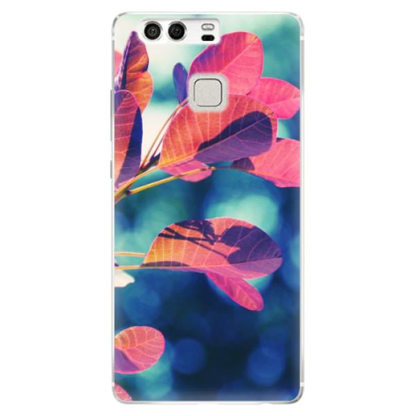 Silikonové pouzdro iSaprio - Autumn 01 - Huawei P9