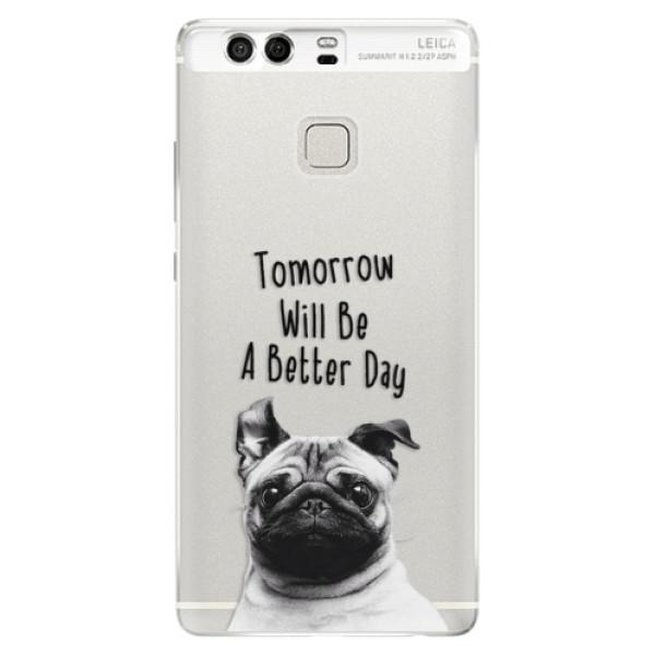 Silikonové pouzdro iSaprio - Better Day 01 - Huawei P9