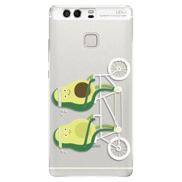 Silikonové pouzdro iSaprio - Avocado - Huawei P9