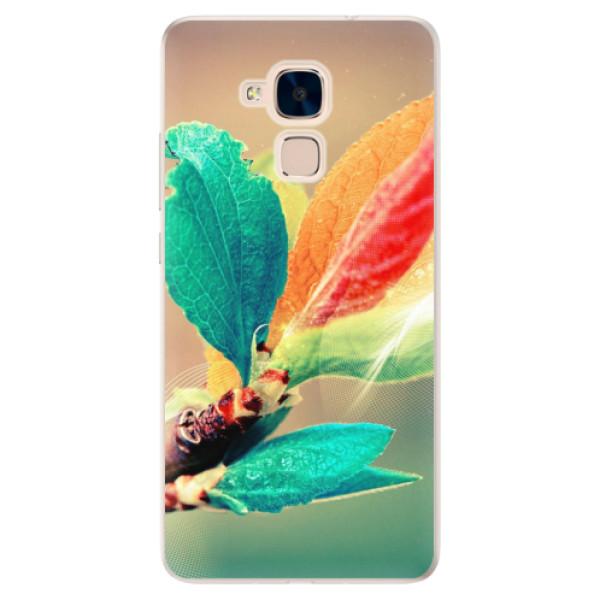 Silikonové pouzdro iSaprio - Autumn 02 - Huawei Honor 7 Lite