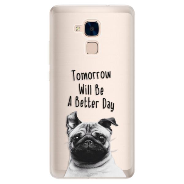 Silikonové pouzdro iSaprio - Better Day 01 - Huawei Honor 7 Lite