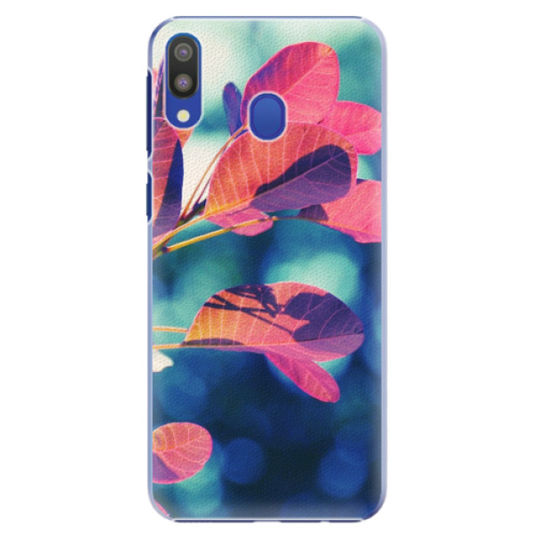 Plastové pouzdro iSaprio - Autumn 01 - Samsung Galaxy M20