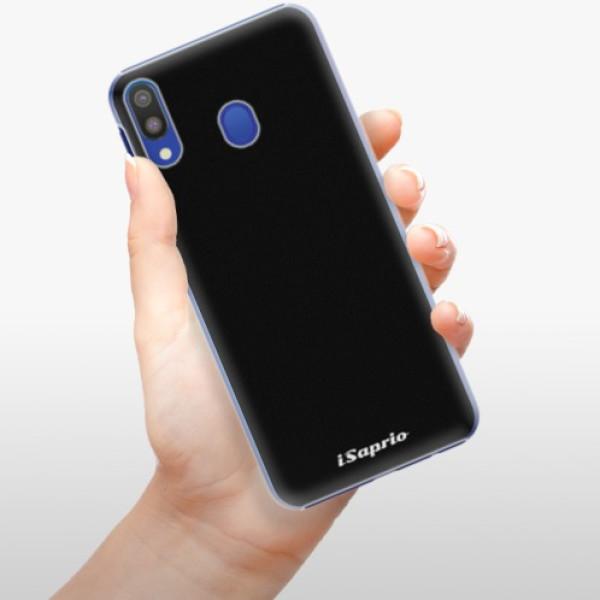 Plastové pouzdro iSaprio - 4Pure - černý - Samsung Galaxy M20