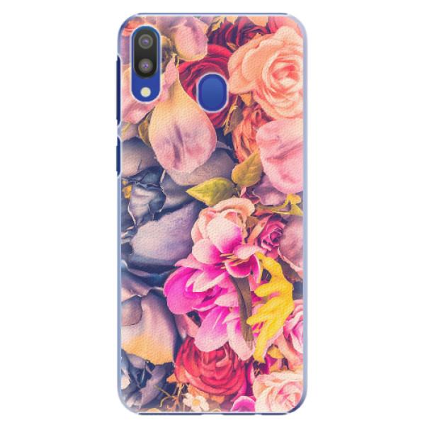 Plastové pouzdro iSaprio - Beauty Flowers - Samsung Galaxy M20