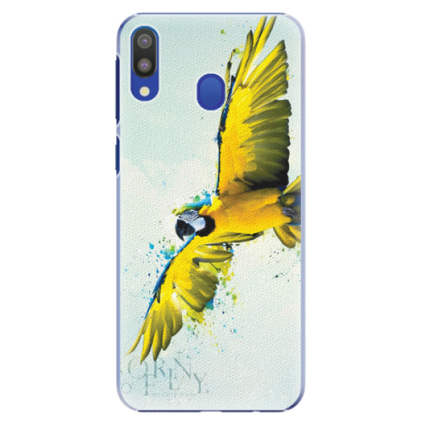 Plastové pouzdro iSaprio - Born to Fly - Samsung Galaxy M20