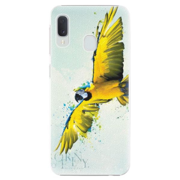 Plastové pouzdro iSaprio - Born to Fly - Samsung Galaxy A20e