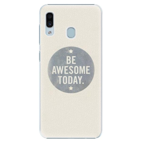 Plastové pouzdro iSaprio - Awesome 02 - Samsung Galaxy A30