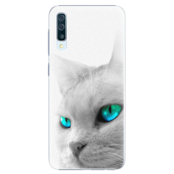Plastové pouzdro iSaprio - Cats Eyes - Samsung Galaxy A50