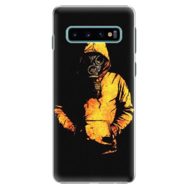 Plastové pouzdro iSaprio - Chemical - Samsung Galaxy S10