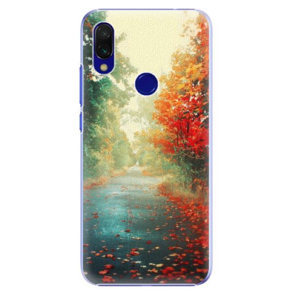 Plastové pouzdro iSaprio - Autumn 03 - Xiaomi Redmi 7