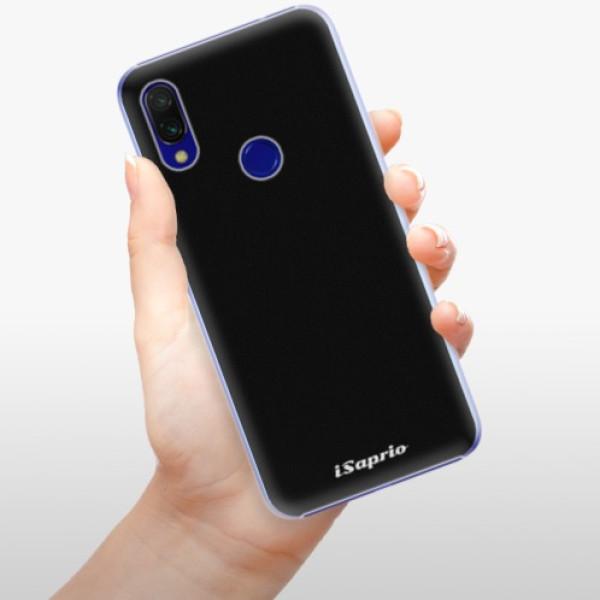 Plastové pouzdro iSaprio - 4Pure - černý - Xiaomi Redmi 7