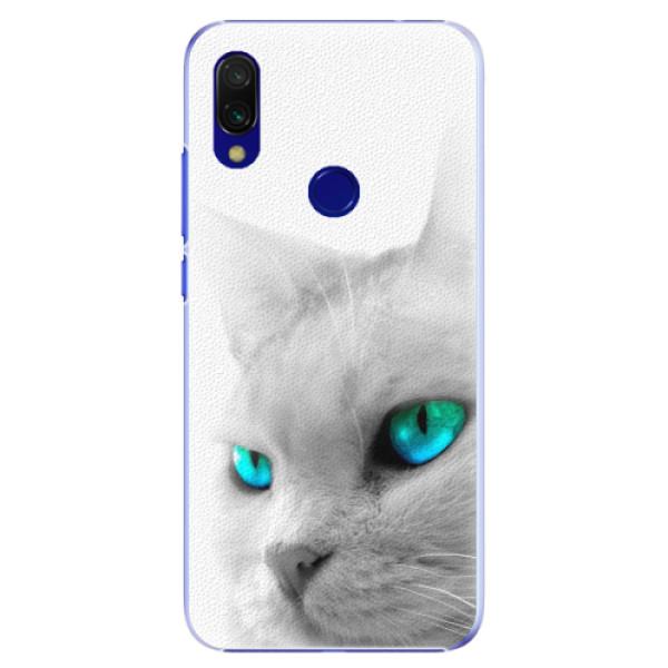 Plastové pouzdro iSaprio - Cats Eyes - Xiaomi Redmi 7