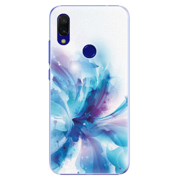 Plastové pouzdro iSaprio - Abstract Flower - Xiaomi Redmi 7