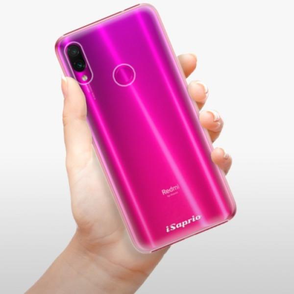 Plastové pouzdro iSaprio - 4Pure - mléčný bez potisku - Xiaomi Redmi Note 7