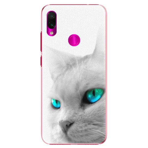 Plastové pouzdro iSaprio - Cats Eyes - Xiaomi Redmi Note 7