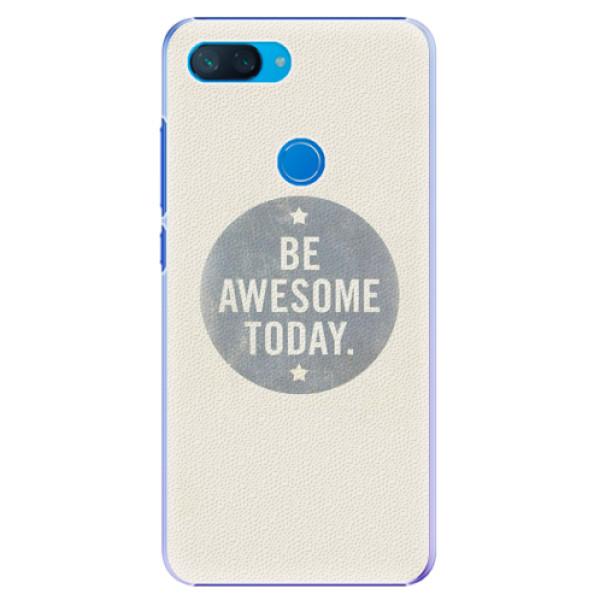 Plastové pouzdro iSaprio - Awesome 02 - Xiaomi Mi 8 Lite