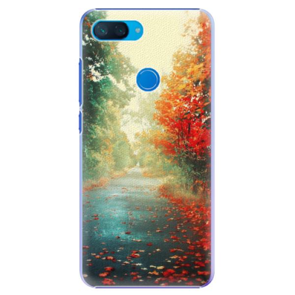 Plastové pouzdro iSaprio - Autumn 03 - Xiaomi Mi 8 Lite