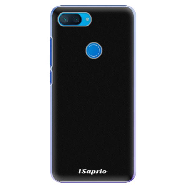 Plastové pouzdro iSaprio - 4Pure - černý - Xiaomi Mi 8 Lite