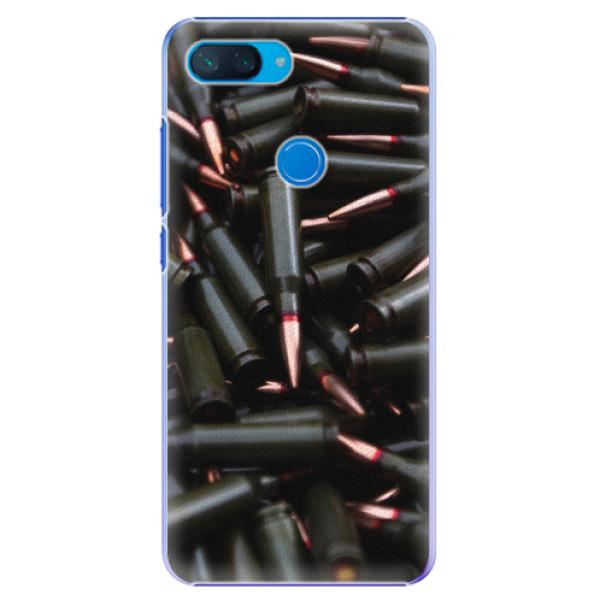 Plastové pouzdro iSaprio - Black Bullet - Xiaomi Mi 8 Lite