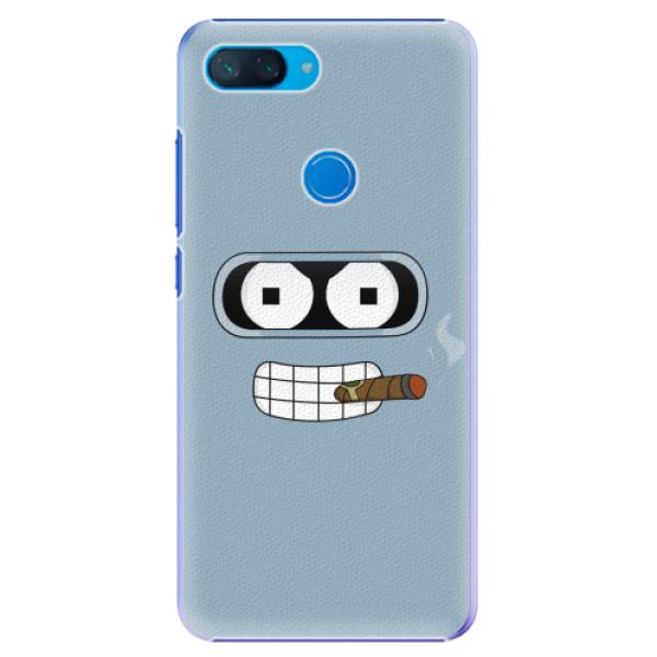 Plastové pouzdro iSaprio - Bender - Xiaomi Mi 8 Lite