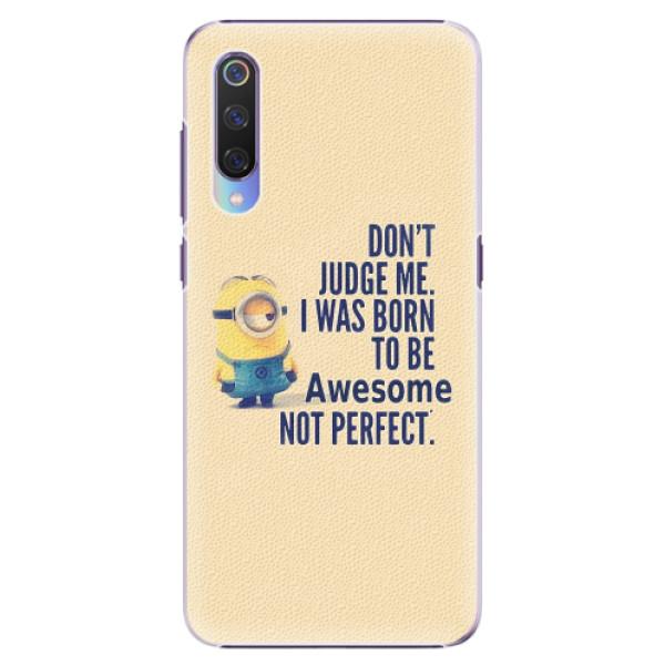 Plastové pouzdro iSaprio - Be Awesome - Xiaomi Mi 9