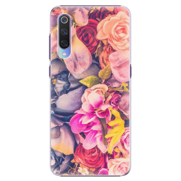 Plastové pouzdro iSaprio - Beauty Flowers - Xiaomi Mi 9