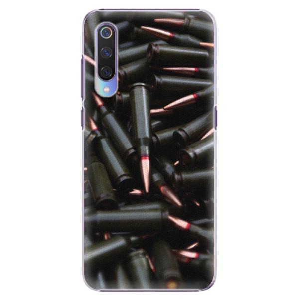 Plastové pouzdro iSaprio - Black Bullet - Xiaomi Mi 9