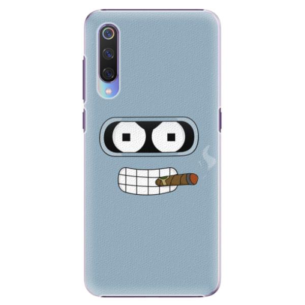 Plastové pouzdro iSaprio - Bender - Xiaomi Mi 9