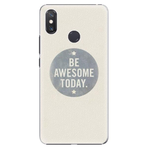 Plastové pouzdro iSaprio - Awesome 02 - Xiaomi Mi Max 3