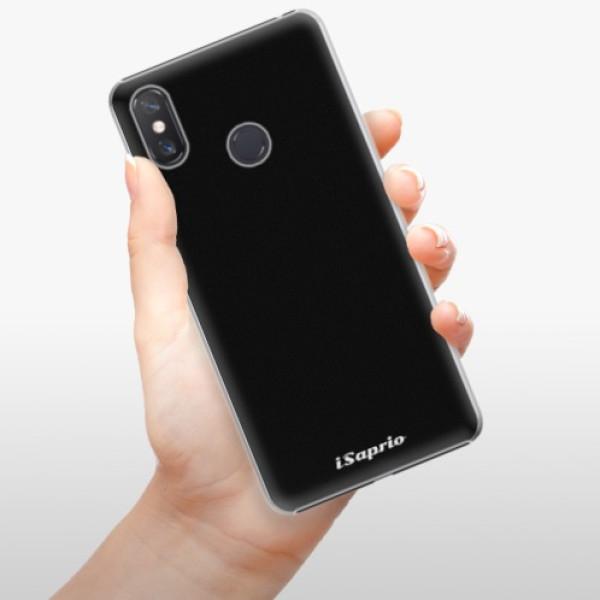 Plastové pouzdro iSaprio - 4Pure - černý - Xiaomi Mi Max 3