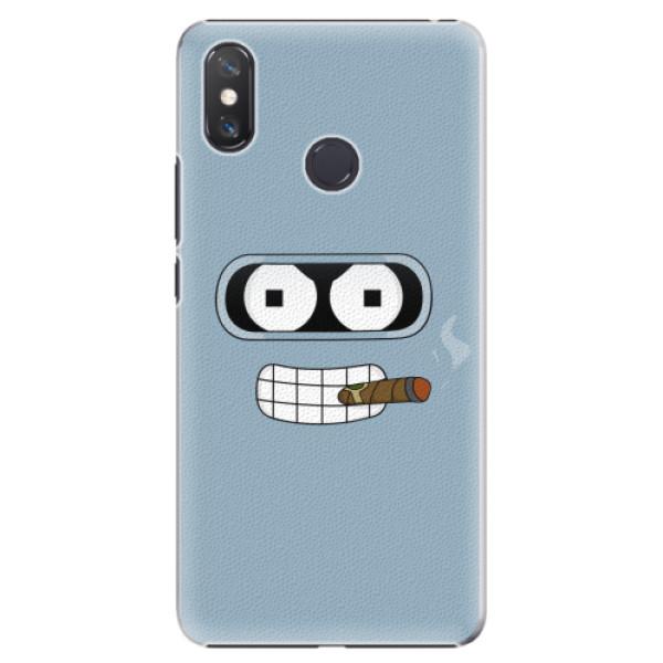 Plastové pouzdro iSaprio - Bender - Xiaomi Mi Max 3