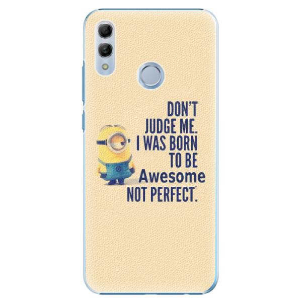 Plastové pouzdro iSaprio - Be Awesome - Huawei Honor 10 Lite