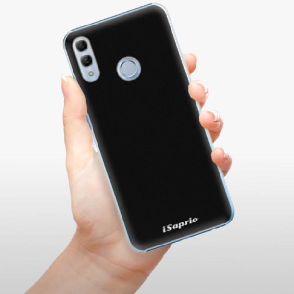 Plastové pouzdro iSaprio - 4Pure - černý - Huawei Honor 10 Lite