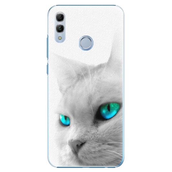 Plastové pouzdro iSaprio - Cats Eyes - Huawei Honor 10 Lite