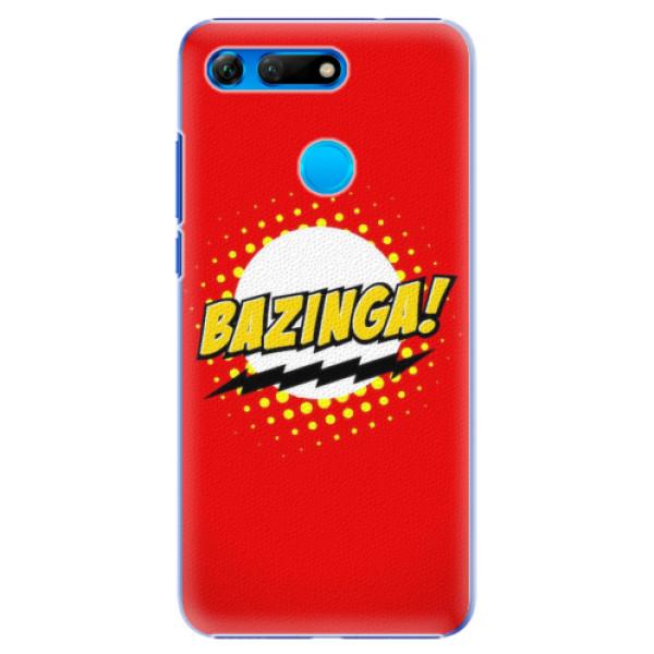 Plastové pouzdro iSaprio - Bazinga 01 - Huawei Honor View 20