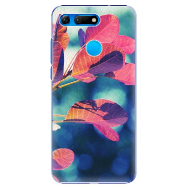 Plastové pouzdro iSaprio - Autumn 01 - Huawei Honor View 20