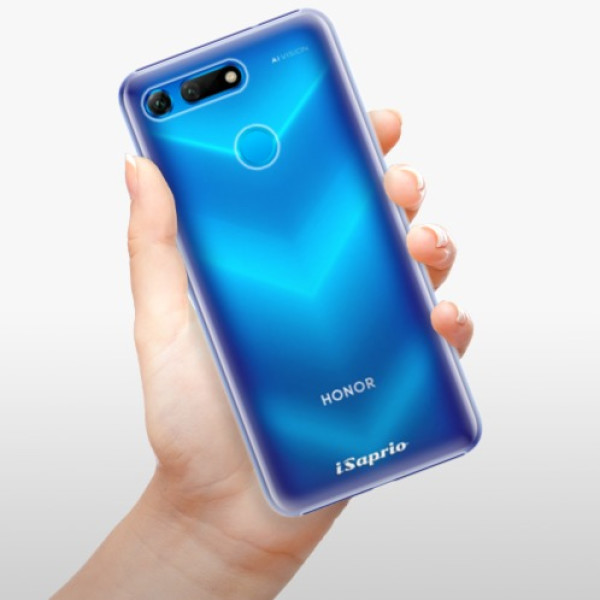 Plastové pouzdro iSaprio - 4Pure - mléčný bez potisku - Huawei Honor View 20