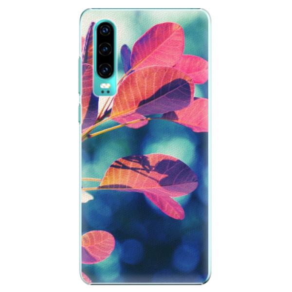 Plastové pouzdro iSaprio - Autumn 01 - Huawei P30