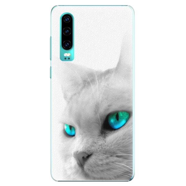 Plastové pouzdro iSaprio - Cats Eyes - Huawei P30
