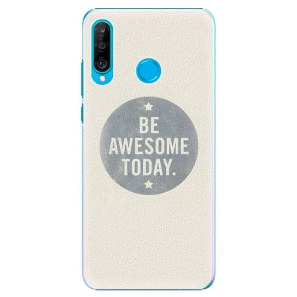 Plastové pouzdro iSaprio - Awesome 02 - Huawei P30 Lite