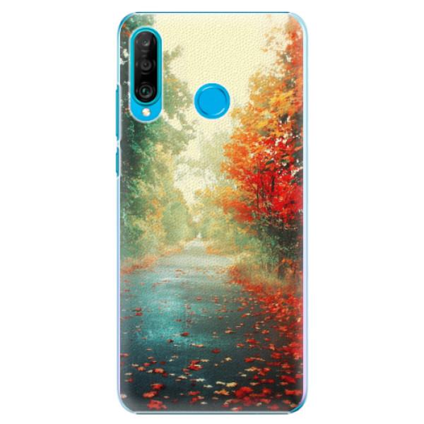 Plastové pouzdro iSaprio - Autumn 03 - Huawei P30 Lite