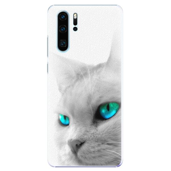 Plastové pouzdro iSaprio - Cats Eyes - Huawei P30 Pro